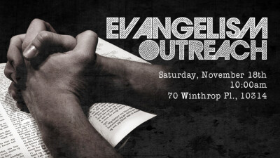 Evangelism Outreach and Training