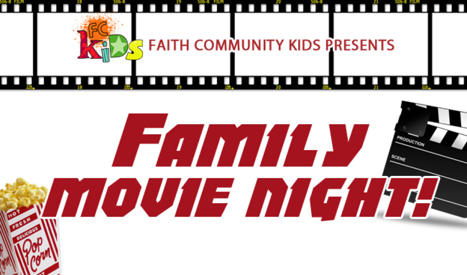 Family Summer Kickoff Movie Night