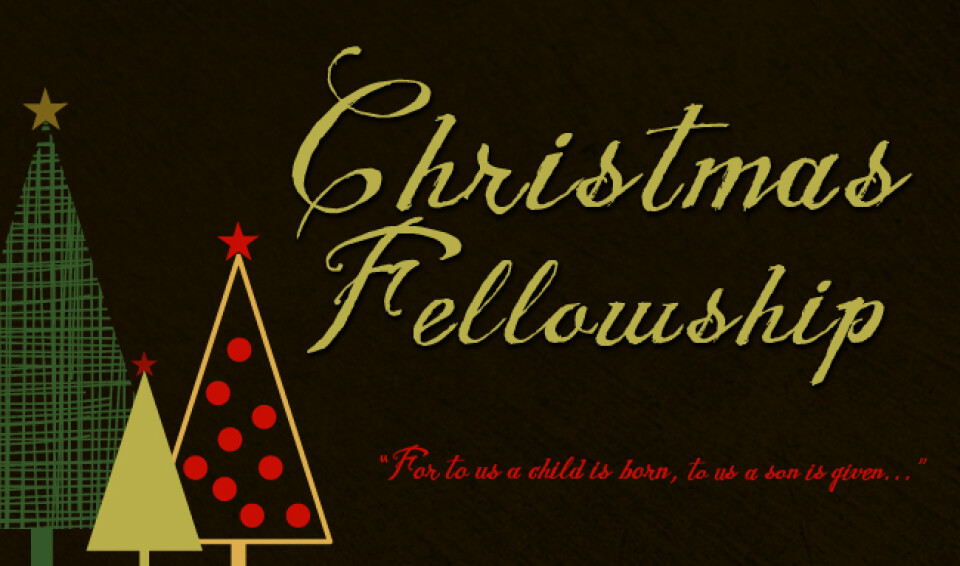 Christmas Fellowship