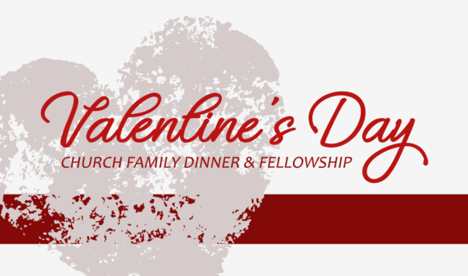Valentines Day Fellowship