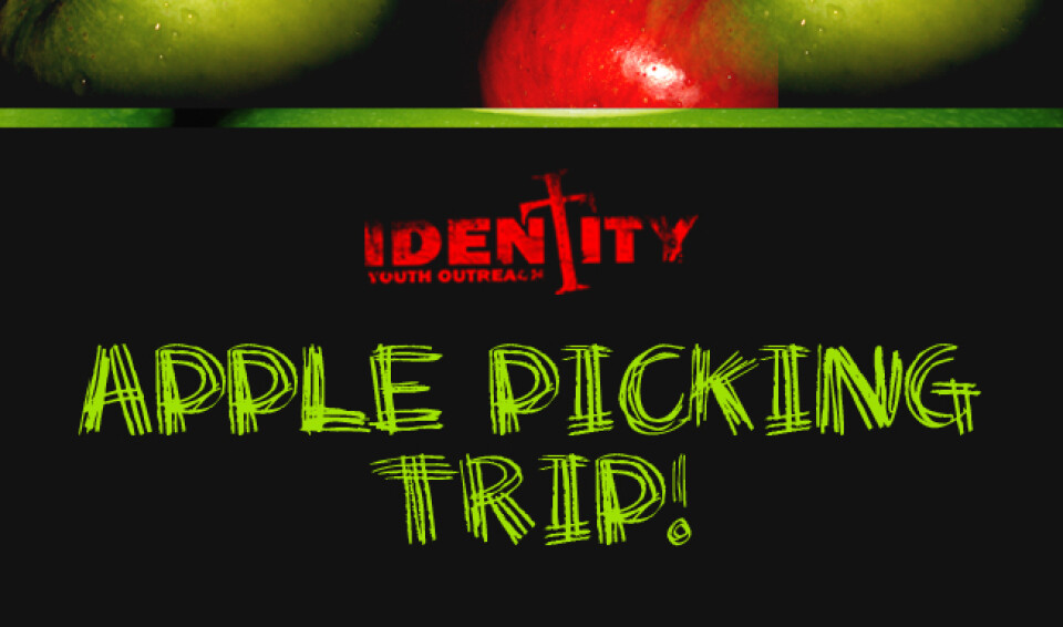 Identity Youth Apple Picking Trip