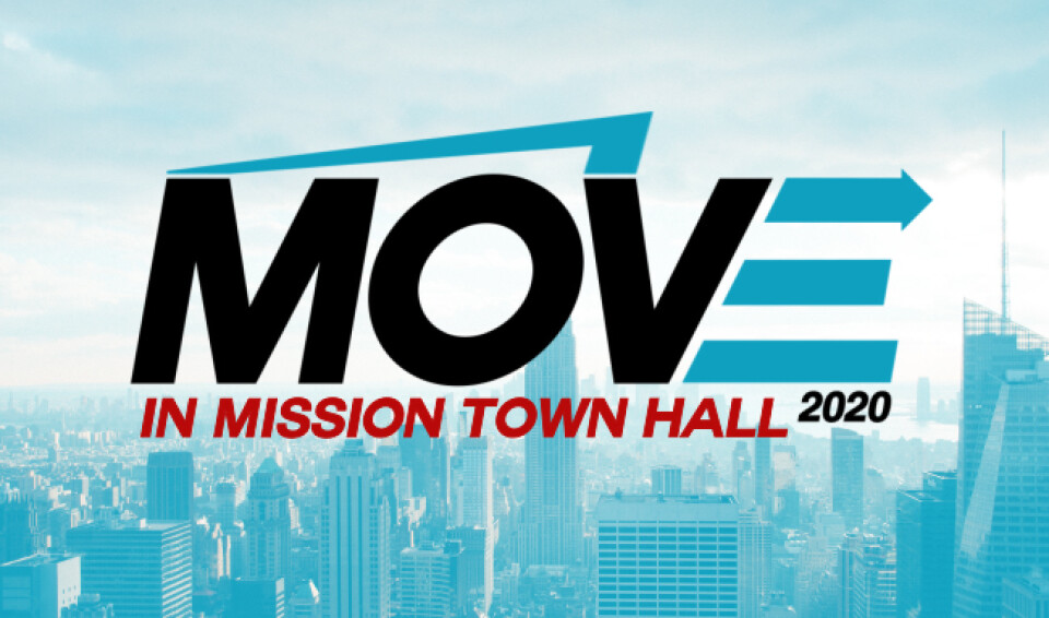 Move In Mission Town Hall